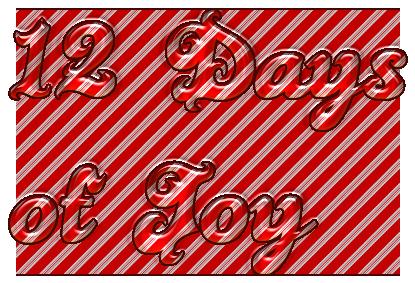 Cool Text 12 Days _of Joy 155434107789626